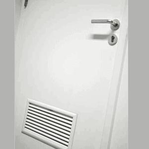 rejilla para puerta